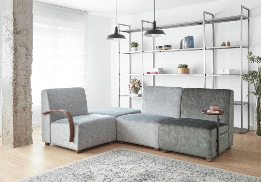 Tajoma Tapizados Link Sofa modular